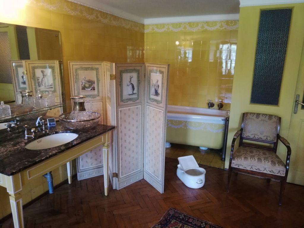 łazienka pana domu