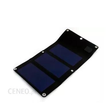 prezent dla podróżnika panel solarny